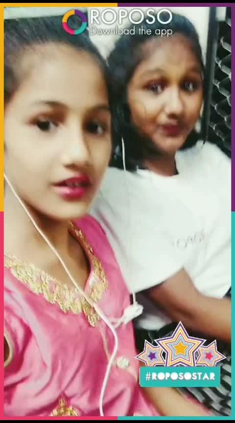 Sister ❤❤❤❤❤❤ #sisterlove #sister #sisterhood #sista #roposo #roposo-style #roposo-fashiondiaries  #featureme #featurethisvideo