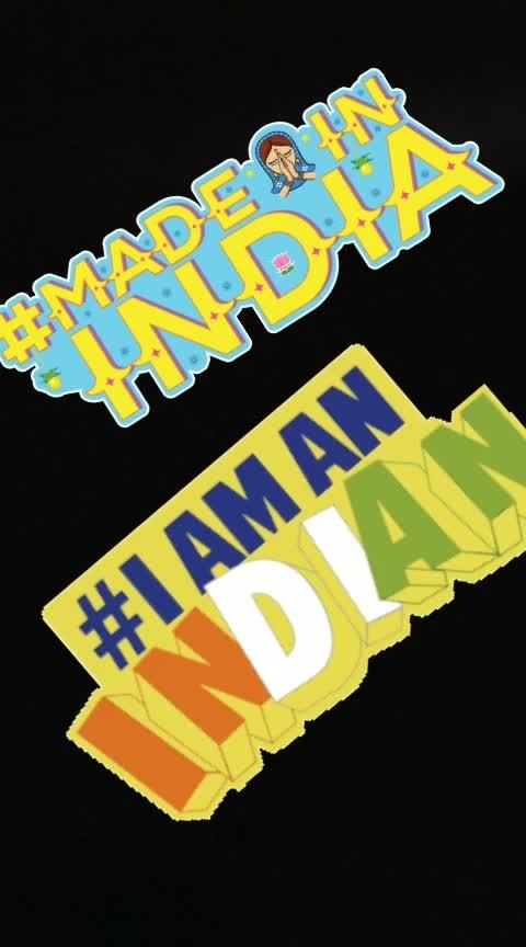 #iamindian  #madeinindia  #iloveindia #merabharatmahan