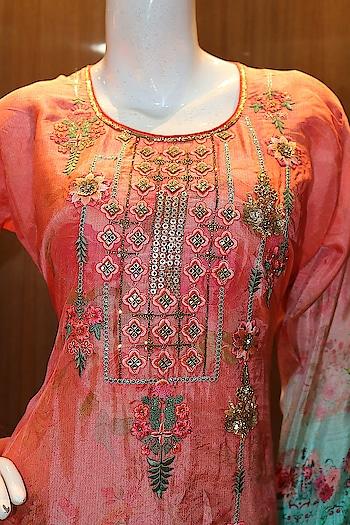 Orange Uppada Sharara Suit  SKU: KHOJ2675 Discounted Price--> ₹4,090  Product Buy Link--> http://www.khojkaladesign.com/catalog/product/view/id/17521/category/1035/   #womenfashion  #indianwomen #ethnics #fashion #salwarkameez #mydress #womenfashion #weddingsuitsdesigner #designersuits  #salwarkameez #casualsuit #straightsuit #anarkali #sharara #lehenga #casualwearsalwarkameez #casualsalwarkameez #partysalwarkameez #summer_fashion #summer #designerwear #partywears #heavyembroideredsuits #wedding #marriage #ceremony #bridaldresses #instastyle #khojkala