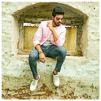 """""""Style is knowing who you are, what you want to say & not giving a damn"""" Rent this dapper look & more only at www.rentanattire.com  #men #mensfashion #pink #pastel #jacket #blazer #stylequotient #menswear #collection #weddings #parties #fashiononrent #india #fashionphotography #fashionbloggers #lifestyleblogger #photoshoot #streetstyle #dapper #india #pune #delhi #dehradun"""