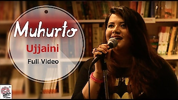 Muhurto -Full Video | Ujjaini Mukherjee | Ashu Abhishek | Rajib  A song that keeps me going.. Please listen to this even if you don't understand the language.. It would really mean a lot to me..  #Muhurto #Moments #UjjainiSings #specialsong #nomatterwhat #thisbrightensmyday #musiconroposo #magiconroposo