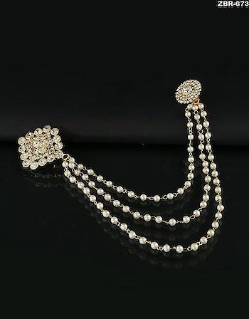 Anuradha Art Jewellery offers beautiful collection of Men's brooch online at very reasonable cost. We have range of diamond brooch, lapel pins, blazer brooch. To get it online click on this link: http://bit.ly/2x3NmHK #brooch #broochonline #coatbrooch #broach #americandiamondbrooch #flowerbrooch #pearlbrooch #fashionbroochpin #broochpin #lapelpins #largebroochpin #modernbrooch #fashionjewellery #latestbroochdesigns #fashionbrooch #diamondbrooch #coatbrooch #mensjewellery #jewelleryformens #gentsjewellery #artificialjewellery