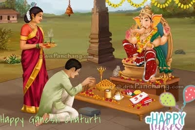 Happy Ganesh chaturti #happyvibes