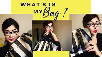 Want to have a sneak peak into my bag and know the most everyday carryon essentials....then you should certainly watch my video....link in bio...and also subscribe to my channel. . . . . #newvideo #newvideoalert #likeit #comment #subscribe #newyoutuber #youtubevideo #newyoutubevideo #indianyoutuber #mumbaiyoutuber #indianfashionblogger #mumbaifashionblogger #fashionblogger #fblogger #carryonessentials #whatsinmybag #ootdblogger #bloggerbabe #motivation #myeverydaylife #theeverygirl #mumbai #burberrybag #burberry
