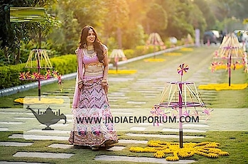 It might be your best friend who is getting married, but you need to look great for that day too. At #IndiaEmporium, we will create that dream outfit for you, just the way you imagined it.  To order or enquire, Call or WhatsApp @ +91-885-135-6382 (US) +1-302-261-9333 (UK) +44-20-3290-3332  #IndianWedding #WeddingPhotographer #WeddingInspiration #Lehenga #FashionBlogger #IndianBride #WeddingDayPhoto #madetoorderoutfits #ethnicwearonline #custommadedresses