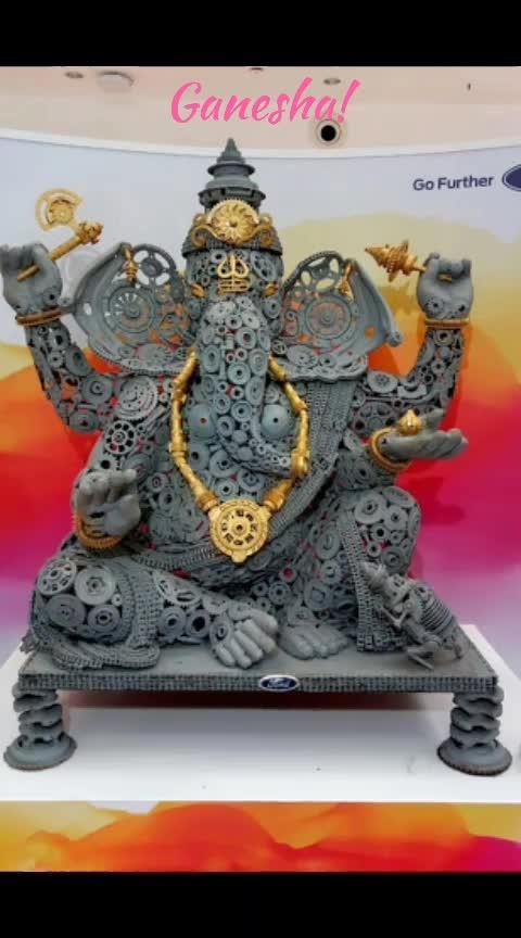 गणेश चातुर्थी  मुबारक हो सभी को !! गानपती बाप्पा मोरिया!! लाइक करे Bhagwan Ji  #god #hindu #hinduism #religion #morningpost #krishna #indiahindu #arehindu #indiangods #ganeshchaturthi #ganesh #jaiganesha #ganpati #moriya #shiv #festival #photooftheday #love #peace #bappa