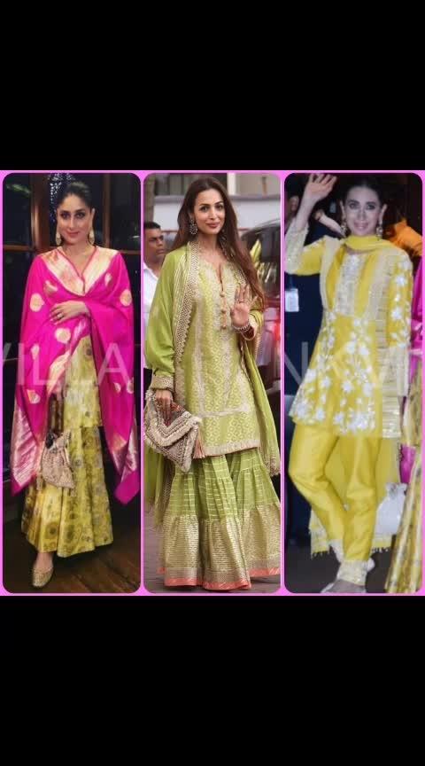 💜 STYLE ON MY MIND 💜  Kick start of festive season with ethinic outfits. 🤩🤩.www.styleonmymind.com . #ethnic-wear #ethnic #traditional #traditionalstyle #traditionalvibes #festivefashion #indianethnic #festivalvibes #fashionblogger #women-fashion #fashioninfluencer #glamlook #glamourworld #glamourouslooks #glamourandstyle #trendsetter #trend-alert #be-in-trend #stylewear #ropo-style #women-style #kareenakapoorkhan #malaikaarorakhan #karishmakapoor #roposo-makeupandfashiondiaries #roposofashionbloggernetwork #delhifashionbloggernetwork
