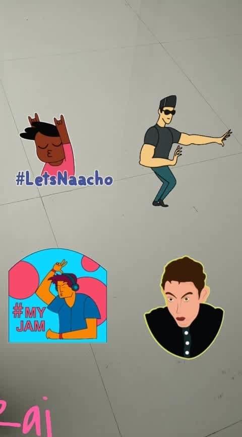let's nachho##### #letsnaacho #myjam #hrithikdancing #amirkhan