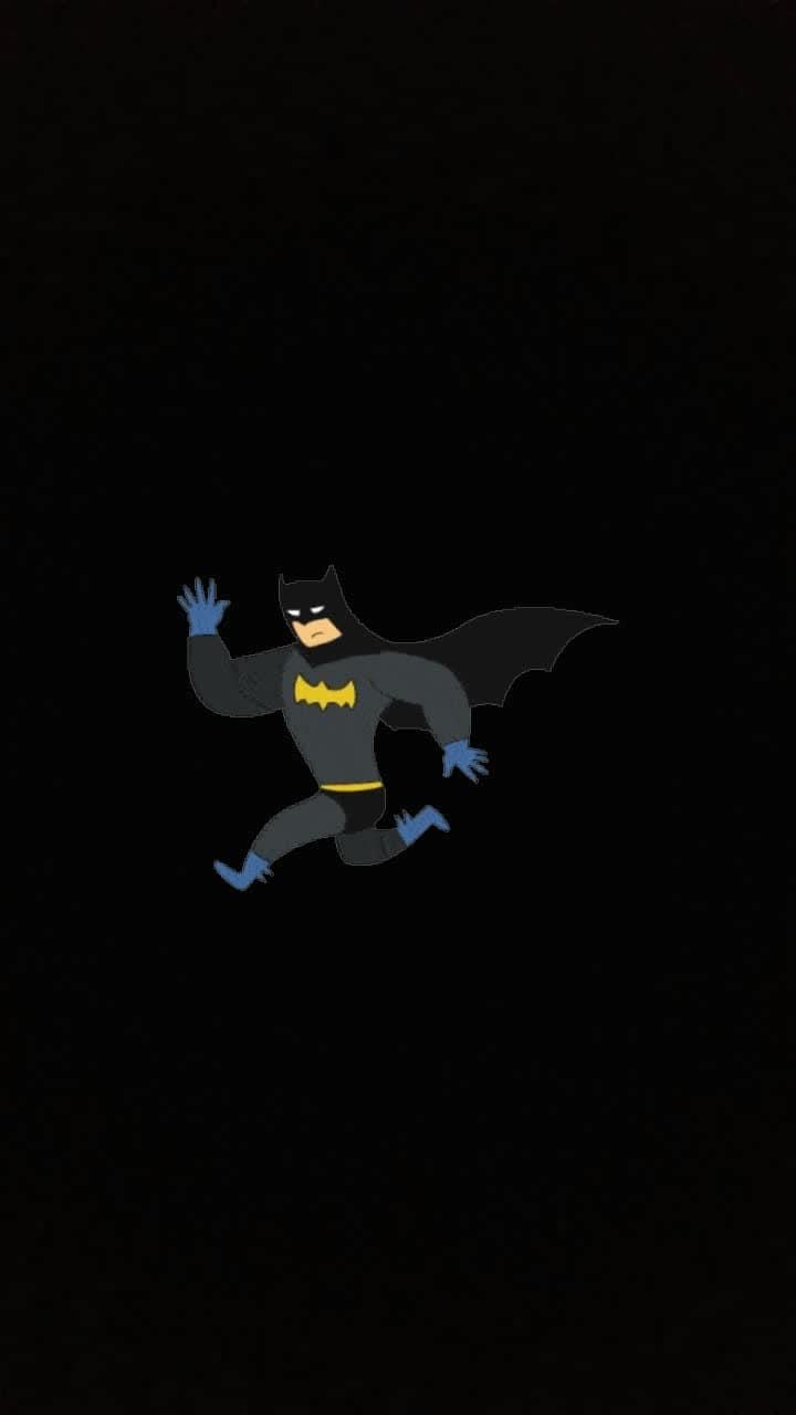 #batmanrunning