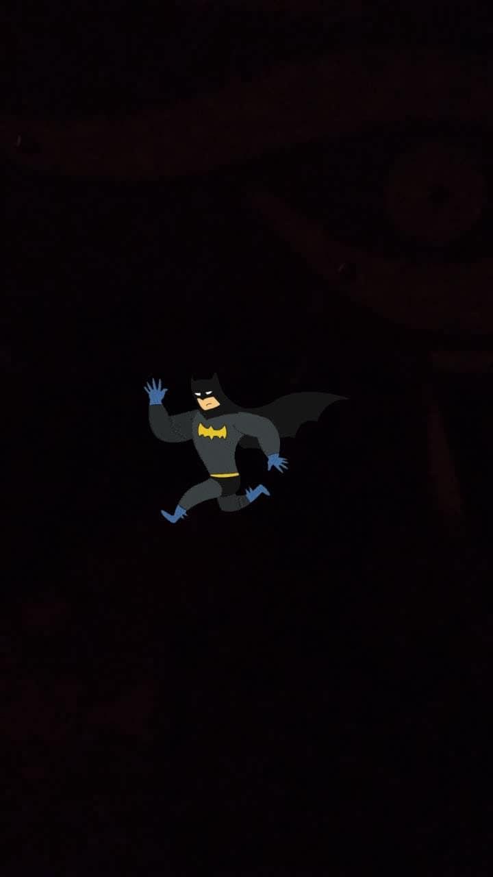 visnhu #batmanrunning