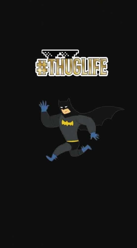 #thuglife #batmanrunning