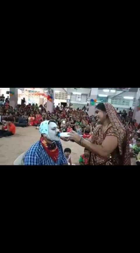 गणपतीत नवीन स्पर्धा  कोनाचे बाळ लवकर दुध पीतो #hahatv #indian-festival #funny_one #indiancomedyvideos