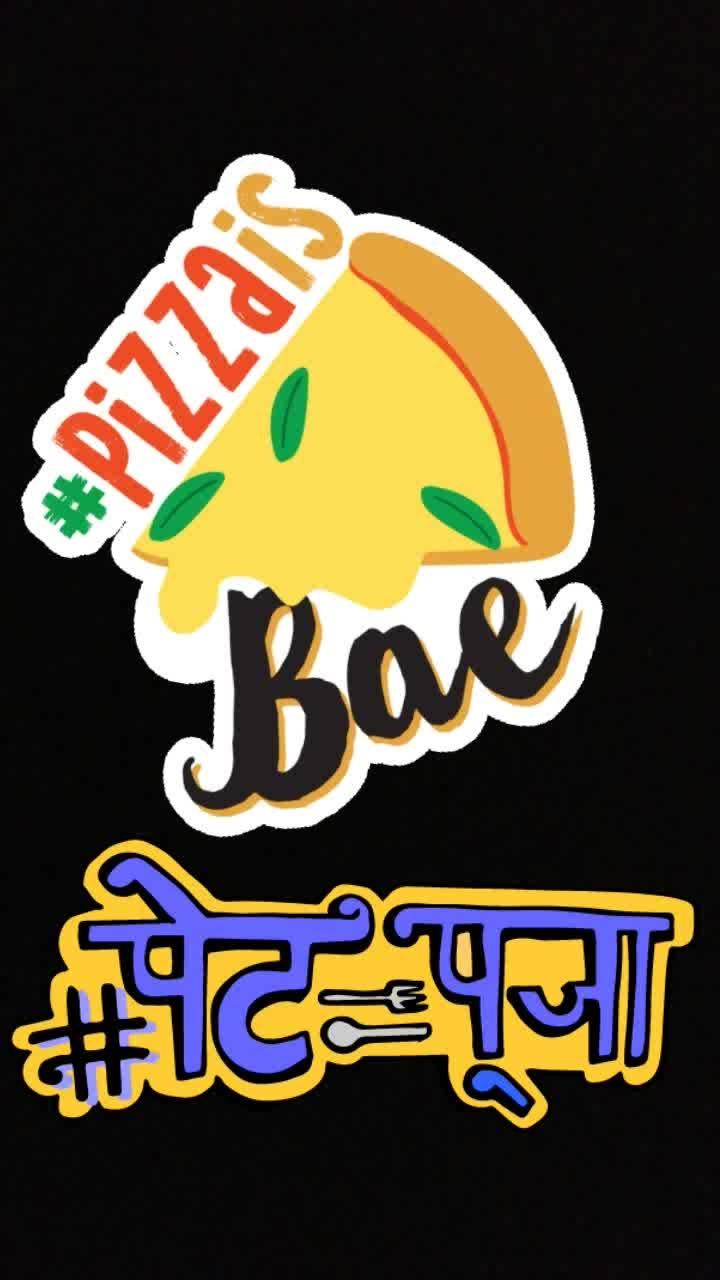 #pizzaisbae #paetpuja