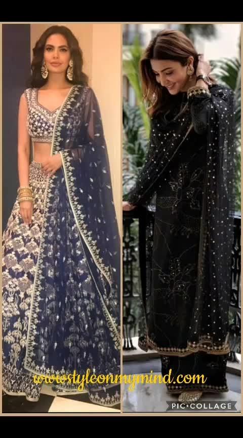 💜 STYLE ON MY MIND 💜  Giving major ethinic goals 😍😍 pl visit wwwstyleonmymind.com  . #ethicalfashion #ethnic-wear #go ethinic #be-fashionable #fashion#fashion-addict #fashion-addict #fashionstyler #glamourworld #glamourouslooks #glamourandstyle #ropsostyler  #stylebloggerindia #styles #styling #trendyfashion #trendy #trend-alert #be-in-trend #traditionalwear #indianattire #indiantraditional #indianoutfit#bollywoodglamour #eshagupta #anushkasharma