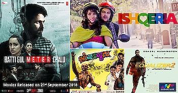 Hollywood vs Bollywood with Marathi Tadka. What is your choice? Visit Nashik Fame to know more about show timings.  https://bit.ly/2pqSilD  #battigulmeterchalumovie #shahidkapoor #shraddhakapoor #yamigautam #DivyenduSharma #IshqeriaMovie #MoviePoster #RichaChadha #NeilNitinMukesh #Gurbani #ManishAnand #JubyDevasia #Mrudula #equalizer #theequalizer2 #DenzelWashington #PedroPascal #AshtonSanders #BillPullman #MelissaLeo #Jhangadutta #JayantSawarkar #SanjayKhapre #JaywantWadkar #KishoriShahane #Bharat #NageshBhosle #MadhaviJuvekar #VijayKadam #KishoreChougule #NashikFame #Nashik