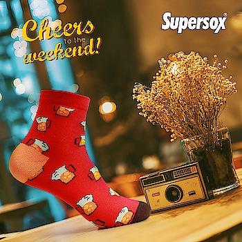 #supersox #socks #sockswag #weekend #weekends #weekendvibes #weekendfun #cheers #cheers🥂#cheerstotheweekend #beer #beers #fun #happy #men #menfashion #fashion #menswear #menstyle #trend #trendy #picoftheday #photooftheday