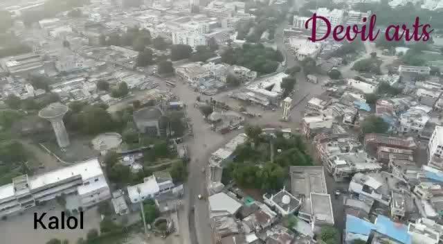 my street in kalol #mood