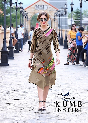 Seriema Kumb Inspire Georgette Western Kurtis Wholesale Catalog  Price Per Piece :- ₹700 + ₹35 (GST 5%)  Total Design :- 6 Pcs.  Fabric :- Rayon  Size :- M, L, XL  Product link :- https://castillofab.com/seriema-kumb-inspire-wholesale-georgette-kurti-supplier  -------------------------------------------------------------------  Call/whatsapp :- +91 8530 23 23 30  Visit site for products :- https://castillofab.com  --------------------------------------------------------------------  #kurti #wholesalekurti #kurtidesign #womenkurti #kurta #newkurtidesign #kurtisonline #partywearkurtis #rayonkurti #latestkurti #brandedkurtis #kurtiwholesalesupplier #kurtiexporter #suratkurtis #IndianKurtis #castillofab