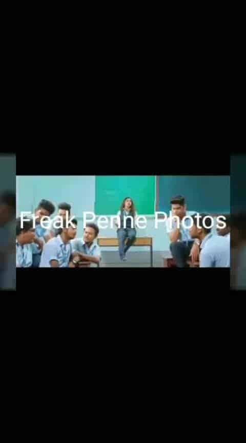 freak penne #song #oruadaarlove #freak_penne #freak #priyavarrier