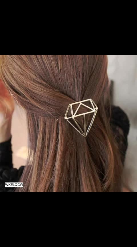 #ajmer #rajasthan #onlinestore #hair-do #hair jewelry #hairaccessories #onlineshop #onlineshoppinginindia   👉 *Name*: Hair Clips ✏️ *Description*: Free sizes available |  Etched with a delicate leaf design |  These Hair Accessory are the finest of light weight which made to suits all hair styles |  Made of high quality metal alloy 🚚 *Delivery Time*: Delivers within 5 days 😍  *5 days - 100% Return & Refund Policy *No COD charges