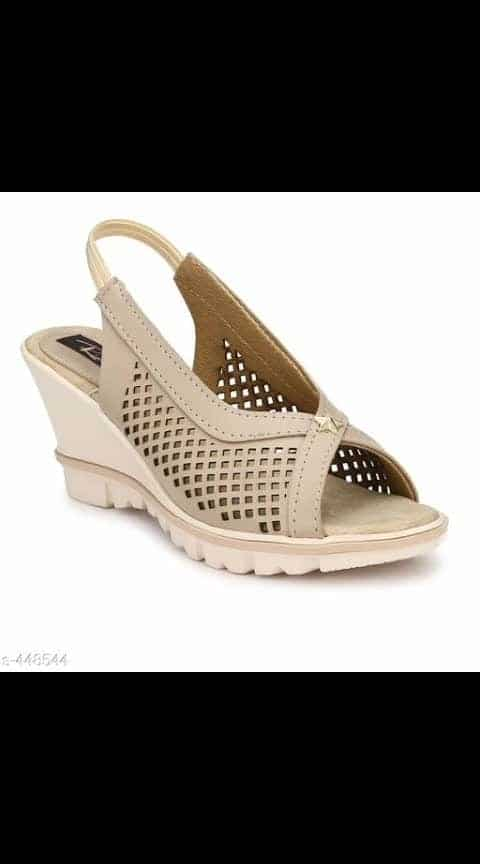 #ajmer #rajasthan #shoes #sandals #womenwithstyle #wedges #onlineshoppingindia #online_fashion_store  WhatsApp@7014281862   👡_Create your own style by adding these Fancy Solid Wedges. Your feet will speak your personality!_👡  Catalog Name: *Women's Partywear Synthetic Wedges*👡👡👌  *Material*: Outer- Synthetic, Sole- TPR  *Heel Dimension*: 3 cm  *UK/IND Size*: 4,5,6,7,8  *Euro Size*: 37,38,39,40,41  *Description*: It Has 1 Pair Of Women's Wedges  *Pattern*: Solid  *Dispatch*: 2 - 3 Days  *Designs*: 5  *Price* :Rs 580/-   Easy Returns Available In Case Of Any Issue  *Cash On Delivery Available*