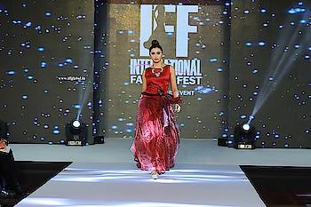 Ivory Needle Collection from Steffi  #IFF #International_Fashion_Fest  #DrAjit_Ravi_Pegasus  #Pegasus_Global #Pegasus #Steffi #Ivory_Needle