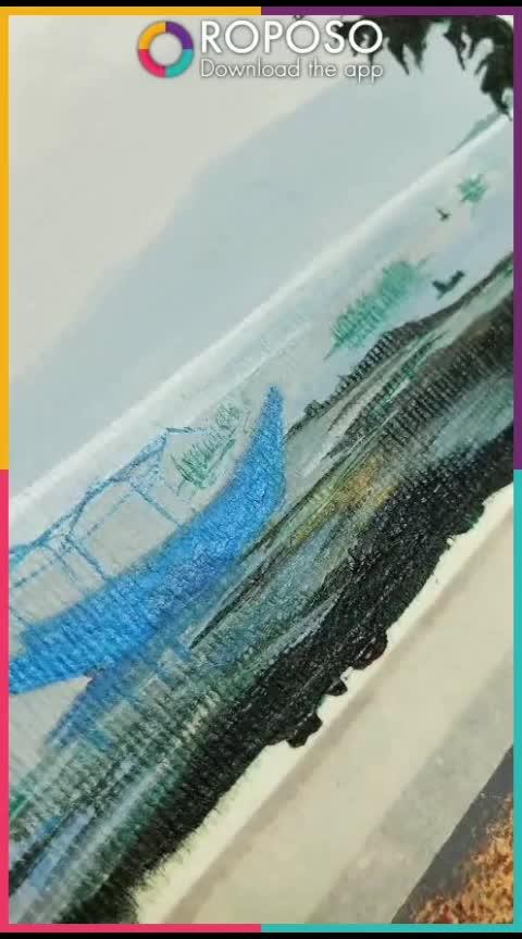 #art #artvideo #drawing #artistsonroposo #my-art