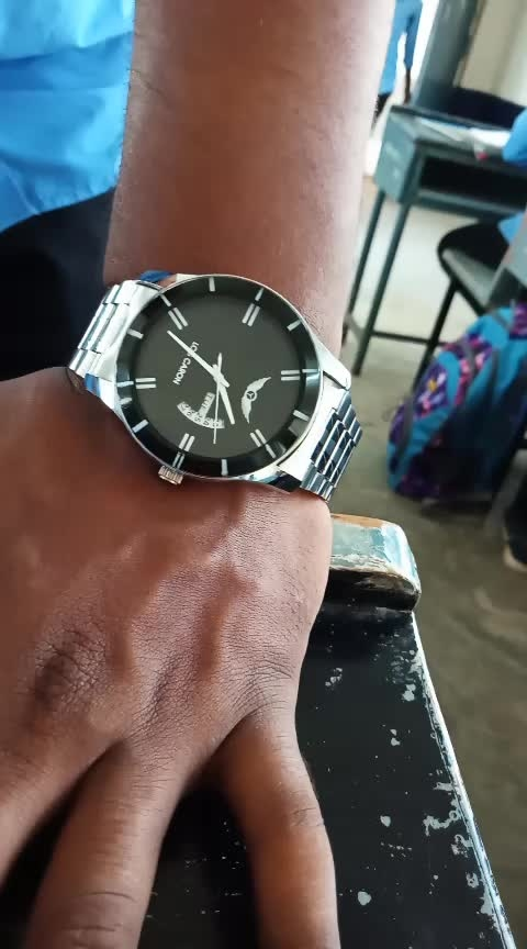 #watchoftheday