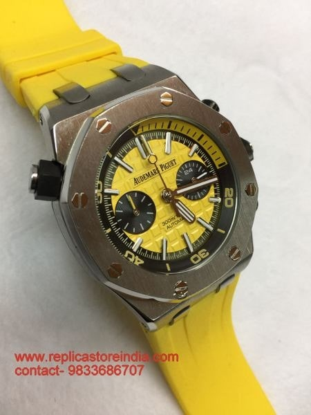 Audemars Piguet Royal Oak Offshore Diver Yellow Men's Watch Rs. 8499/- https://replicastoreindia.com/   Replica First Copy Watches   CASH ON DELIVERY ALL OVER INDIA   Contact Us - 9833686707 Email- Info@replicastoreindia.com   We Are Top Rated Replica First Copy Watches Dealer in India We Truly Believe In Quality We Sell Top Quality Swiss Made Replica First Copy Watches To Our Customers & Provide Best Customer Service  Free Shipping | Cash On Delivery | Easy Returns. #creativespace #rx100  #partystarter #thehappyone #weekend  #mystylemantra #look #styleblogger #fashionista #instagram #photography #creativespacechannel #womensfashion #shopping #onlineshopping #wedding #summerfashion #youtuber #black #trendy #makeup #beautiful #mumbai #cool #summer-style #loveyourself #style #ootd #model #followme #summerstyle #indianblogger #ethnic #myfirststory #fashionblogger #look #ropo-good #dress #india #indianblogger #shopping #shoes #model #mystylemantra #newdp #trendy #ropo-love #summer-style #roposogal #myfirstpost #swag #summerfashion #soroposo #desi #loveyourself #onlineshopping   #romanticplace #son #mystylemantra #look #styleblogger #fashionista #instagram #photography #women-fashion #womensfashion #shopping #onlineshopping #wedding #summerfashion #youtuber #black #trendy #makeup #beautiful #mumbai #cool #summer-style #loveyourself #style #ootd #model #followme #summerstyle #indianblogger #ethnic #myfirststory #fashionblogger #look #ropo-good #dress #india #indianblogger #shopping #shoes #model #mystylemantra #newdp #trendy #ropo-love #summer-style #roposogal #myfirstpost #swag #summerfashion #soroposo #desi #loveyourself #onlineshopping #roposolove #love #aselfieaday #springsummer #fashiondiaries #fun #ootd #makeup #beauty #ootd #outfitoftheday #lookoftheday #TagsForLikes #fashion #fashiongram #style #love #beautiful  #ootdshare #outfit #clothes #currentlywearing #lookbook #wiwt #whatiwore #whatiworetoday #wiw #mylook #fashionista #todayimwearing #instastyle #TagsForLikesApp #instafashion #outfitpost #fashionpost #todaysoutfit #fashiondiaries #mystylemantra #look #styleblogger #fashionista #instagram #photography #women-fashion #womensfashion #shopping #onlineshopping #wedding #summerfashion #youtuber #black #trendy #makeup #beautiful #mumbai #cool #summer-style #loveyourself #style #ootd #model #followme #summerstyle