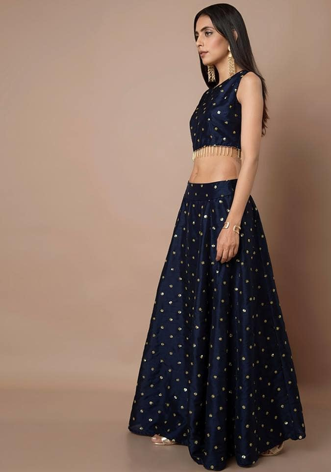 Intricately detailed and beautifully tailored to meet modern design aesthetics and yet so rooted to Indian traditions, our line of festive skirts are specially curated for your nights of celebrations. Get them here:   https://goo.gl/org1do  #fashion #lookbook #womenwear #ethnic #bestdeals #buy #outfit #fashionupdate #ootd #wiw #bestdresses #bespoke #bridesmaids #bride #wedding #sangeet #asianbride #indianwedding #marraige   #indianwear #festivecollection #indian-festival #diwalishopping