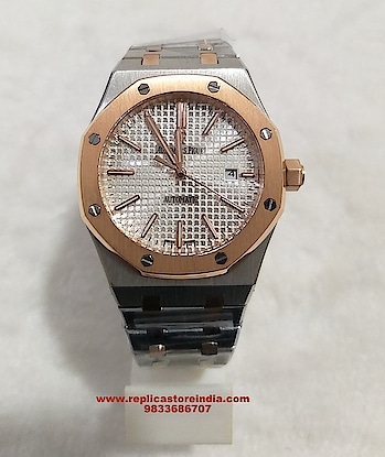 Audemars Piguet Royal Oak Dual Tone White Dial Swiss ETA Automatic Watch Rs. 11999/- https://replicastoreindia.com/   Replica First Copy Watches   CASH ON DELIVERY ALL OVER INDIA   Contact Us - 9833686707 Email- Info@replicastoreindia.com   We Are Top Rated Replica First Copy Watches Dealer in India We Truly Believe In Quality We Sell Top Quality Swiss Made Replica First Copy Watches To Our Customers & Provide Best Customer Service  Free Shipping | Cash On Delivery | Easy Returns. #creativespace #rx100  #partystarter #thehappyone #weekend  #mystylemantra #look #styleblogger #fashionista #instagram #photography #creativespacechannel #womensfashion #shopping #onlineshopping #wedding #summerfashion #youtuber #black #trendy #makeup #beautiful #mumbai #cool #summer-style #loveyourself #style #ootd #model #followme #summerstyle #indianblogger #ethnic #myfirststory #fashionblogger #look #ropo-good #dress #india #indianblogger #shopping #shoes #model #mystylemantra #newdp #trendy #ropo-love #summer-style #roposogal #myfirstpost #swag #summerfashion #soroposo #desi #loveyourself #onlineshopping   #romanticplace #songs #mystylemantra #look #styleblogger #fashionista #instagram #photography #women-fashion #womensfashion #shopping #onlineshopping #wedding #summerfashion #youtuber #black #trendy #makeup #beautiful #mumbai #cool #summer-style #loveyourself #style #ootd #model #followme #summerstyle #indianblogger #ethnic #myfirststory #fashionblogger #look #ropo-good #dress #india #indianblogger #shopping #shoes #model #mystylemantra #newdp #trendy #ropo-love #summer-style #roposogal #myfirstpost #swag #summerfashion #soroposo #desi #loveyourself #onlineshopping #roposolove #love #aselfieaday #springsummer #fashiondiaries #fun #ootd #makeup #beauty #ootd #outfitoftheday #lookoftheday #TagsForLikes #fashion #fashiongram #style #love #beautiful  #ootdshare #outfit #clothes #currentlywearing #lookbook