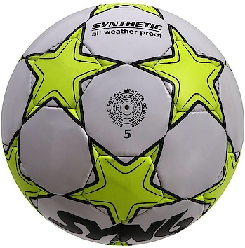 #syn6football  #footballer  #football  #footballmoments  #footballgames  #footballtime  #volleyball  #matchvalleyball #volleyball match  #ball #hardball #americanball  Title-SYN6 Fluorescent Green Football For Hard Ground Football - Size: 5  (Pack of 1, Grey, Green)   Price-701  Link- https://www.flipkart.com/product/p/itme?pid=BALF96PVK5NHSUKY
