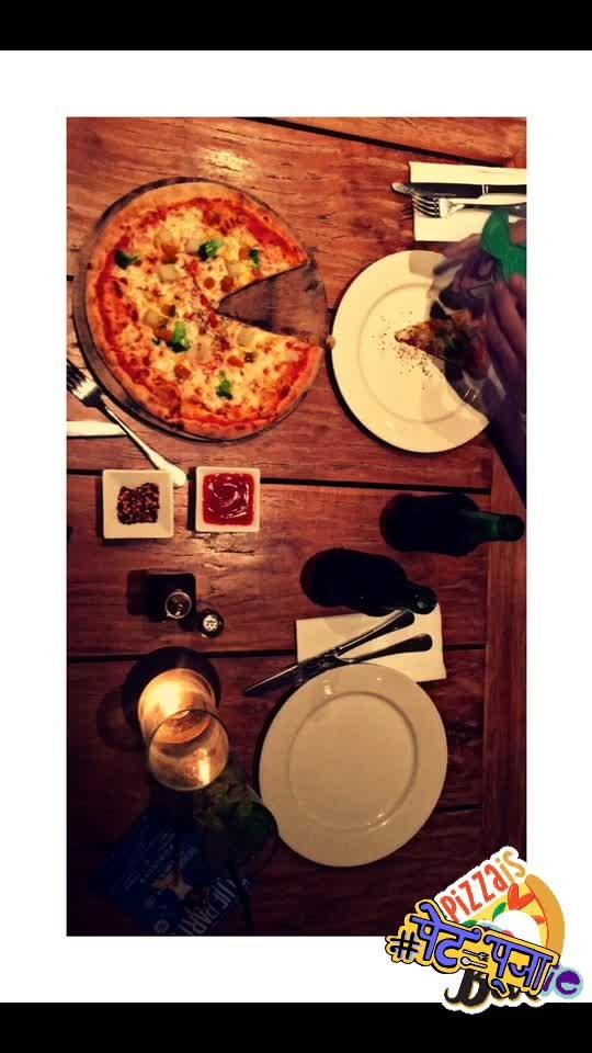 #paetpuja #pizzaisbae #foodie