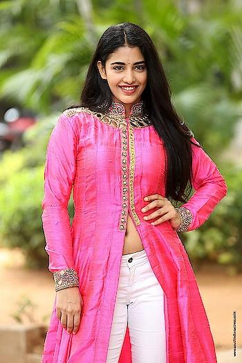 Daksha Nagarkar at Husharu Movie Songs Launch https://www.southindianactress.co.in/telugu-actress/daksha-nagarkar/daksha-nagarkar-husharu-launch/  #dakshanagarkar #southindianactress #teluguactress #tollywood #tollywoodactress #indianactress #indiangirl #indianmodel #fashion #style #actress #pinkdress #navel #actressnavel #hotindiangirl #hotgirl #fashion #style #styles #pink #pinktop #pinkdress #pinkfashion #pinksalwar
