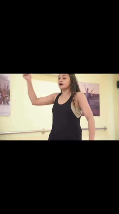 #letsnacho #choreography #roposo-dance