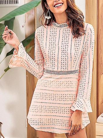 Pink Mini Lace Dress  Website Link- https://amzn.to/2IxJVxj . . . . . #dress #dresses #minidress #maxidress #mididress #gown #pink #babypink #lace #fashionblogger #outfit #clothes #love #beautiful #girls #pretty #fashionista #fashion #women #outfitpost #instastyle #instafashion #fashionpost #women #ideas #fashion #style #beautiful #womenswear #travelblogger