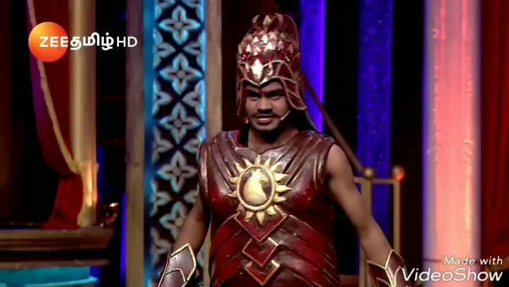 Me(mk) as #baahubali ,#jk as #kattappa #tamil #baahubali2 #baahubali #kattapa