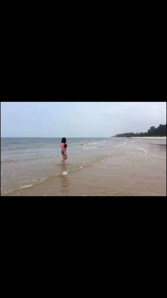 #goadiaries #southgoa #moborbeach #beachlife #beachlove 🏖 #awesomeview #vacationmode #goablogger #goa fever #beachvacation #holidayinn #roposoeffect