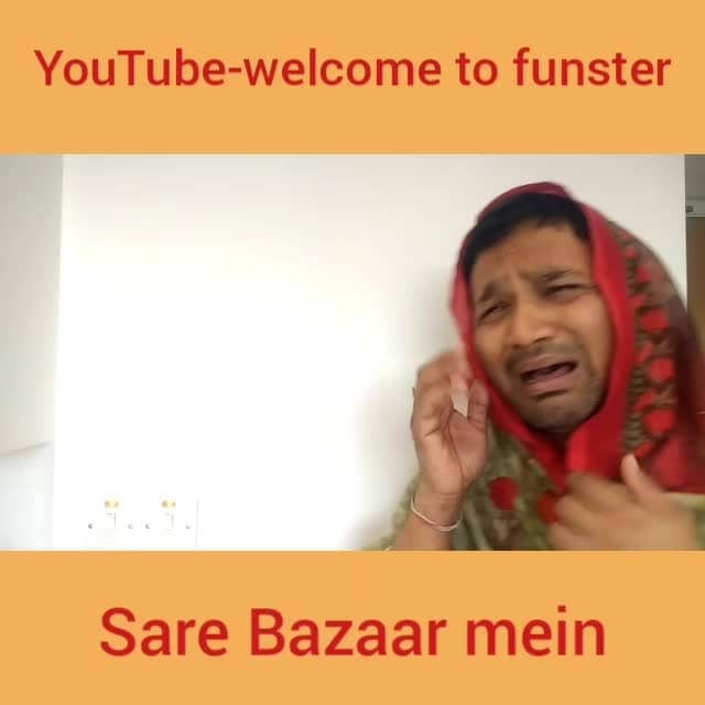 sare Bazaar mein #indiancomedyvideos #roposo-comedy #trendinglive #desi #roposo-funny