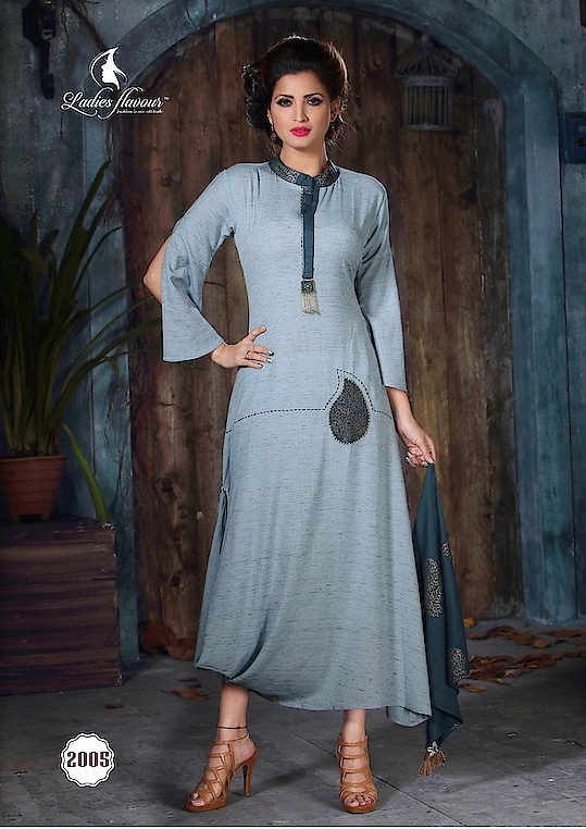 Ladies Flavour Dhadak Latest Inject Slub Kurtis Wholesale Catalog Price Per Piece :- ₹795 + ₹40 (GST 5%) Total Design :- 6 Pcs. Fabric :- Inject Slub Size :- M,L,XL,XXL Product link :- https://castillofab.com/ladies-flavour-dhadak-wholesale-slub-kurtis-dealer ------------------------------------------------------------------- Call/whatsapp :- +91 8530 23 23 30 Visit site for products :- https://castillofab.com -------------------------------------------------------------------- #kurti #wholesalekurti #kurtidesign #womenkurti #kurta #newkurtidesign #kurtisonline #partywearkurtis #rayonkurti #latestkurti #brandedkurtis #kurtiwholesalesupplier #kurtiexporter #suratkurtis #IndianKurtis #castillofab