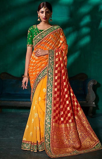 SAREE @ INDIWEAR  Women who want to have traditional yet stylish looks choose  saree  Sarees online on Indiwear.com https://www.indiwear.com  #indiwear#sarees #indiwear #ethnicwear #saree #sari #onlineshopping #festivesaree #diwalisaree #dussehra #diwali #tradition #embroidery #indian #fashion #weddingsaree#partywearsaree