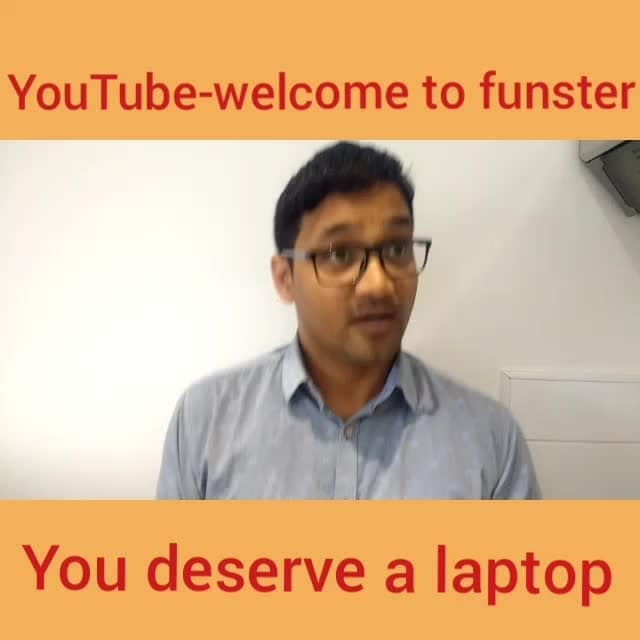 you deserve a laptop #indiancomedyvideos #roposo-comedy