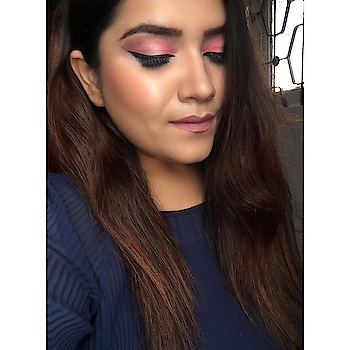 All Matte, Everything !  Product Breakdown :  @lagirlcosmetics prep HD face primer  @nyxcosmetics_in stay matte but not flat liquid foundation  @bharatndorris Loose powder @makeuprevolution ultra sculpt contour kit  @mynykaa get cheeky blush duo - Brazilian bombshell 01  @freedom_makeup pro decadence palette + @makeuprevolutionindia salvation palette- Trals vs Neutrals  @starscosmeticsindia Precision eye liner  @lovecolorbar lash illusion mascara duo #black  @ardellbeauty natural strip lashes - 101  @freedom_makeup pro eye brow kit @shophudabeauty @hudabeauty liquid matte lipstick #jetsetter #hudabeauty  #makeup #makeupartist #makeupartistworldwide #wakeupandmakeup #allmordernmakeup #indianmakeupartist #mua #featuremuas #universodamaquiagem_oficial #slave2beauty #mua_underdogs #makeupjunkie #makeuptutorial #beauty #beautyblogger #bblogger #makeupblogger #thatwingedeyeblogger #staytuned