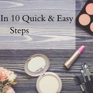 Make your makeup routine quick and easy with these set of steps 💁‍♀️ Hit the link to know more 💯 #makeup #wakeupandmakeup #quickmakeup #makeuproutine #mualife #makeupartist #makeupartistworldwide #bblogger #beautyblogger #thatwingedeyeblogger