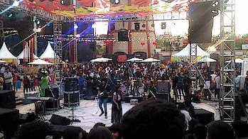 had a great day at momo festival #soroposo #momos #momofestival2018 #delhi #southex #ansalplaza #singinglove