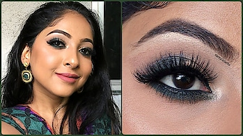 Fun colourful look for this festive season. Watch my video on YouTube and Subscribe to my YouTube channel 😊 #navratri #navratri2018 #indianfestival #indianfestivalseason #makeup #makeuptutorial #easymakeuplook #pune #puneblogger