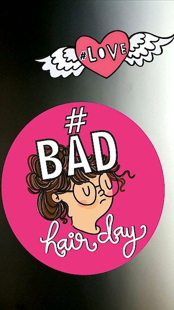 #badhairday #love