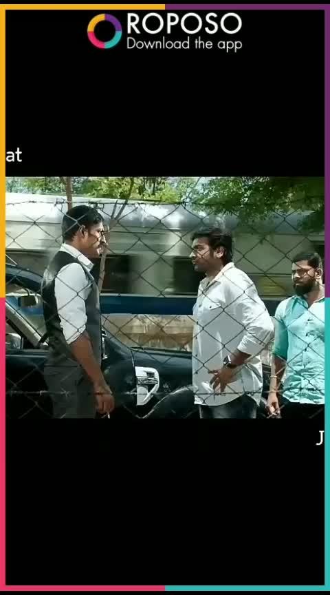 #vijaysethupathi #sanda #laxmi_menon #fight #nofear