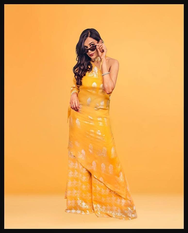 Indian Bridal Wear   #indian #indianbridal #bridalfashion #bridalwear #bridallook #bridalideas #yellowoutfit #yellowkurta #yellowprintedkurta #yellowembroidered #yellowoutfit #yellowlove #yellowpantsuit #masabagupta #houseofmasaba #masabaguptaoutfit #masabaguptabridal #masabaguptacollection #roposofashioblogger #roposostyle #ropofashion #styleadvice #indianfashionblogger #delhifashionblogger #indianfashion #indianblogger