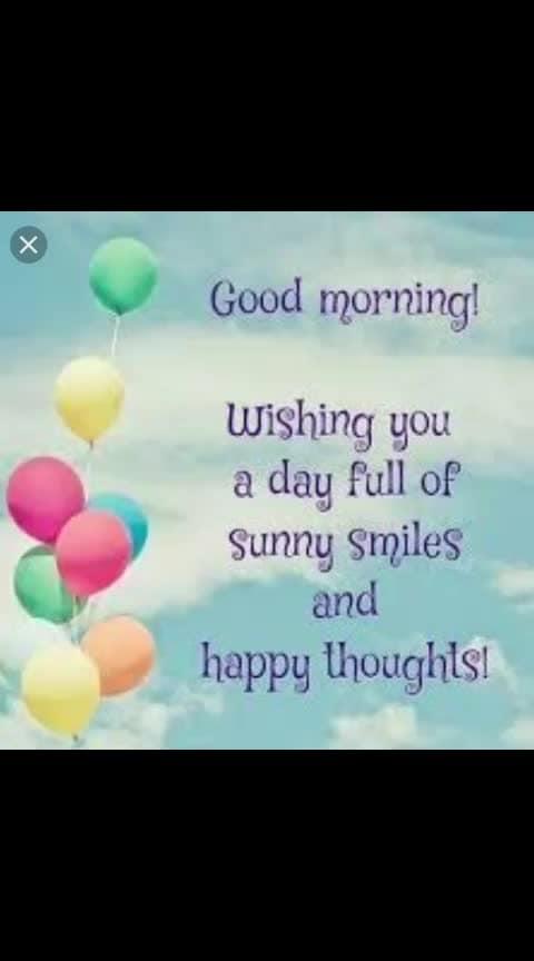 #goodmorningpost #smilee #sunnyday